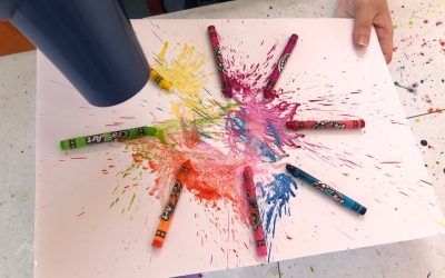 Art helps with mental health