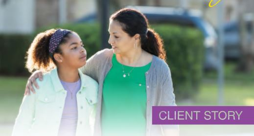 Specialized aftercare programs help clients succeed